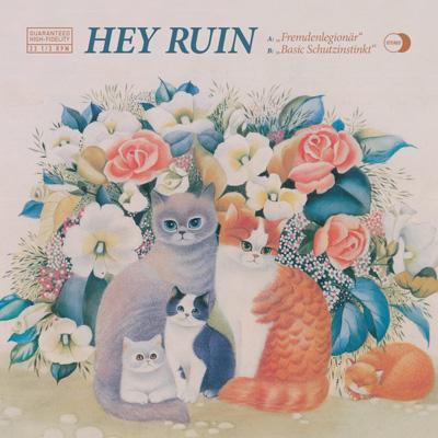 Hey Ruin - s/t