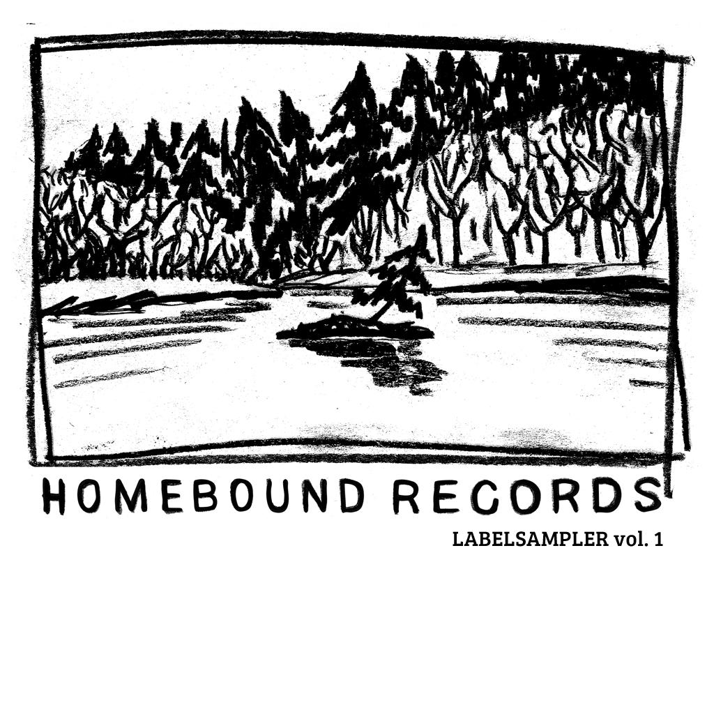 Homebound Records Labelsampler vol. 1
